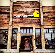 e819b13aca crafted in carhartt. Carhartt StoreStore DesignGreat PlacesCincinnatiCountry  ...