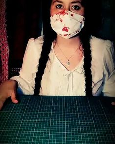 There's a lot of controversy about wearing facemasks, not wearing facemasks, should they be surgical Easy Face Masks, Homemade Face Masks, Diy Face Mask, Pocket Pattern, Free Pattern, Fashion Face Mask, Diy Mask, Mask Design, Sewing Hacks