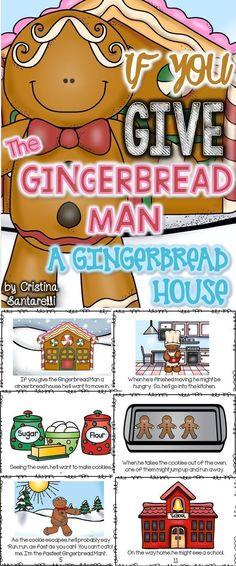 Gingerbread Literacy Activities!