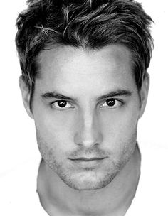 Justin Hartley the new Adam on Y&R ( he looks like he could be Michael Muhney's brother )