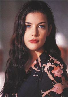 Helena Beauty Blog: Glowing hot beauty: the Armageddon look with Liv Tyler