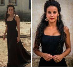 Fashionistas de Plantão - Blog de moda : Figurino: Joaquina / Rosa | Liberdade Liberdade