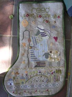 shepherds+bush+slaters+stocking | Reed's Stocking