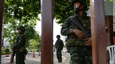 Soldiers, selfies and martial law: The unusual state of tourism in Thailand - CNN #Thailand,#MartialLaw