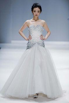 Felice-sapiente: Zhang Jingjing haute couture 2013