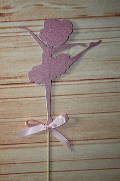 Ballerina cake topper ballerina party cake von JoSeasonsCrafts
