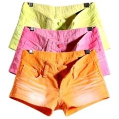 DIY Denim Jeans Into Neon, Cutoffs and Dip Dye For Summer! | Swagger New York