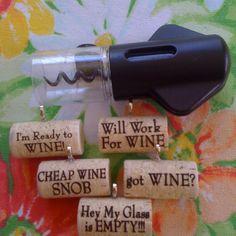 Fun cork chat...uncork it!