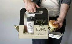 沒有想到外賣包裝也這麼有創意! : 歌穀穀