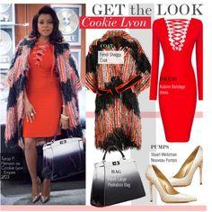 Get The Look- Cookie Lyon(Taraji P. Henson )