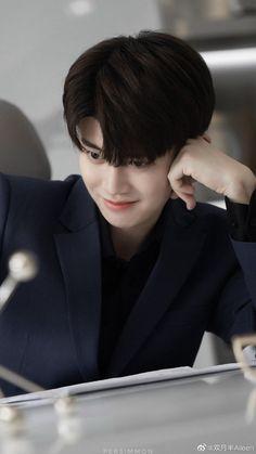 Handsome Actors, Handsome Boys, Asian Actors, Korean Actors, Boy Gif, Chinese Boy, Bts Pictures, Baby Sewing, True Beauty