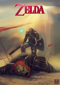 Epic Legend of Zelda - Pa-Go.deviantart.com