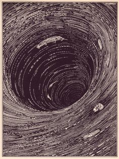 Harry Clarke's Haunting 1919 Illustrations for Edgar Allan Poe's Tales of Mystery and Imagination   Brain Pickings
