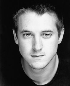 Arthur Darvill's headshot, from the Globe's facebook page.