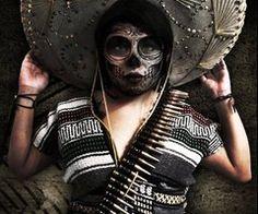 Sugar Skull make-up #sugarskull