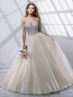 Angelette Wedding Dress by Maggie Sottero   alt 1