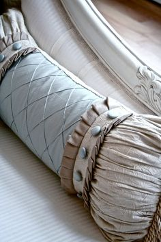 Elegant custom pillow