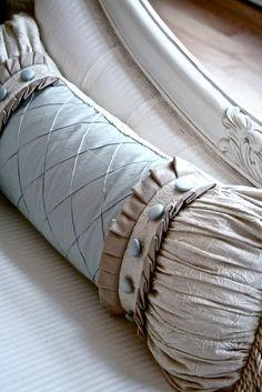 Elegant custom pillow