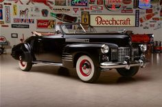 1941 CADILLAC SERIES 62 CONVERTIBLE - Barrett-Jackson Auction Company - World's Greatest Collector Car Auctions