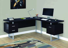Shop a great selection of Monarch Specialties Computer Desk Left Right Facing Capuccino 70 L. Find new offer and Similar products for Monarch Specialties Computer Desk Left Right Facing Capuccino 70 L. Office Computer Desk, Home Office Desks, Home Office Furniture, Computer Setup, Furniture Shopping, Work Desk, Gaming Setup, Gaming Computer, Kitchen Furniture