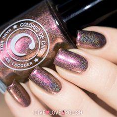 Colores de Carol Whirlpool Nail Polish