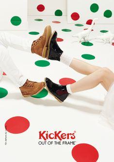 Kickers x La Chose
