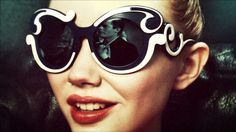 1960s sunglasses - How fun...