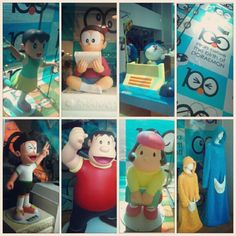 #Doraemon #exhibition #HarbourCity  #HongKong - @alvintheraven- #webstagram