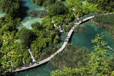 Plitvice Lakes National Park, Croatia. Been there 2009