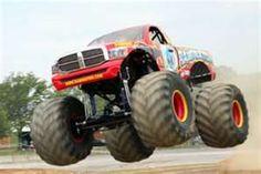 Big fun trucks