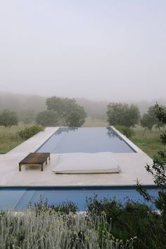 On a sloping hill on the outskirts of Arraiolos, a medieval town in the Alentejo region of Portugal, sits 'Villa Extramuros'—a luxuriant villa with five. Outdoor Spaces, Outdoor Living, Outdoor Decor, Terracotta Floor, Villa, Pool Designs, Architecture Details, Land Scape, Exterior Design
