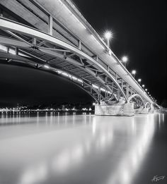 https://flic.kr/p/22cPhHQ | Bridge | Location: Basel, Switzerland