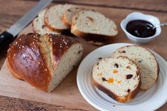 Apricot Cherry Breakfast Bread