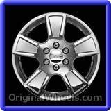 Cool Cadillac 2017: Cadillac Escalade 2011 Wheels & Rims Hollander #5326 #Cadillac #Escalade #Cadill... Check more at http://cars24.top/2017/cadillac-2017-cadillac-escalade-2011-wheels-rims-hollander-5326-cadillac-escalade-cadill/