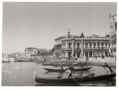 Venice, Italy, 19th century.