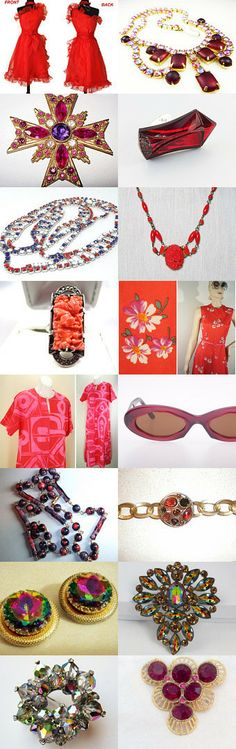 Sizzling Red ~~HOT~~ Flash ~ from TeamLove by Debi on Etsy--Pinned with TreasuryPin.com