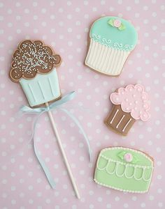 cupcake cookies*