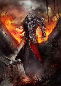 The Four Horsemen- War- the Durrrrian