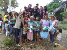 Nobol Leo Club distributed food, toys and clothes to the less fortunate