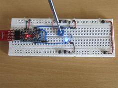 Using Arduino Analog Input & Analog Output