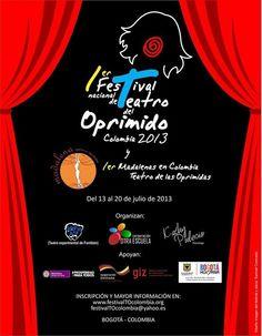 Primer festival nacional de Teatro del Oprimido