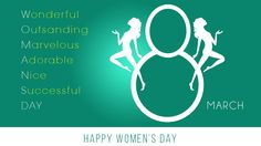 #TheRedHash - We convey our best wishes to all #womens‬  Girls with dreams  become women with vision  #Happy #International #womens #day