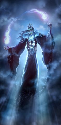 Koschei the Deathless (Slavic) (Boss) - How do you kill a Lich that can't be killed? You find a way to lock him up.