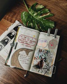 #scrapbook #journalideas #midori #travelersnotebook #bunnies My Journal, Travelers Notebook, Bunnies, Good Morning, Scrapbook, Instagram, Art, Buen Dia, Art Background