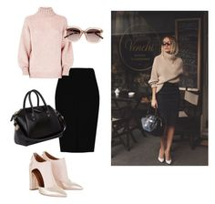 """Без названия #12"" by t-maria-p on Polyvore featuring мода, Boohoo, Givenchy и Witchery"