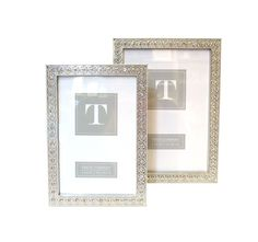 Twos Company Photo Finish Set of 2 Elegant Photo Frames ** More info could be found at the image url. (This is an affiliate link and I receive a commission for the sales)