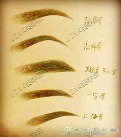eyebrow 3D
