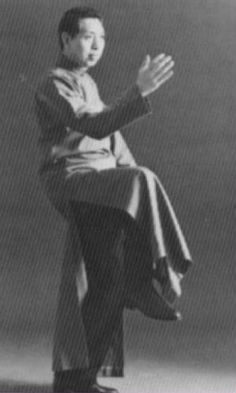 William C.C. Chen's Yang Tai Chi Form