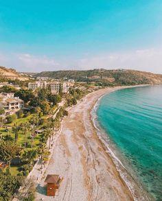 """316 """"Μου αρέσει!"""", 3 σχόλια - All About Limassol (@allaboutlimassol_official) στο Instagram: """"📍Good Morning #limassolians 😚 📸 @awesome_navigator #allaboutlimassol_official #allaboutlimassol…"""" Limassol, Country Roads, Beach, Water, Outdoor, Instagram, Gripe Water, Outdoors, The Beach"""