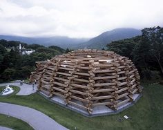 Woods Of Net by Takaharu + Yui Tezuka / Tezuka Architects
